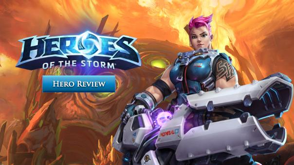 Heroes of the Storm: Zarya & Warhead Junction Update Review
