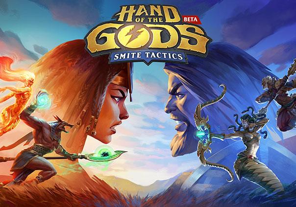 Hand of the Gods: SMITE Tactics
