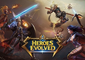 Heroes Evolved Game Profile