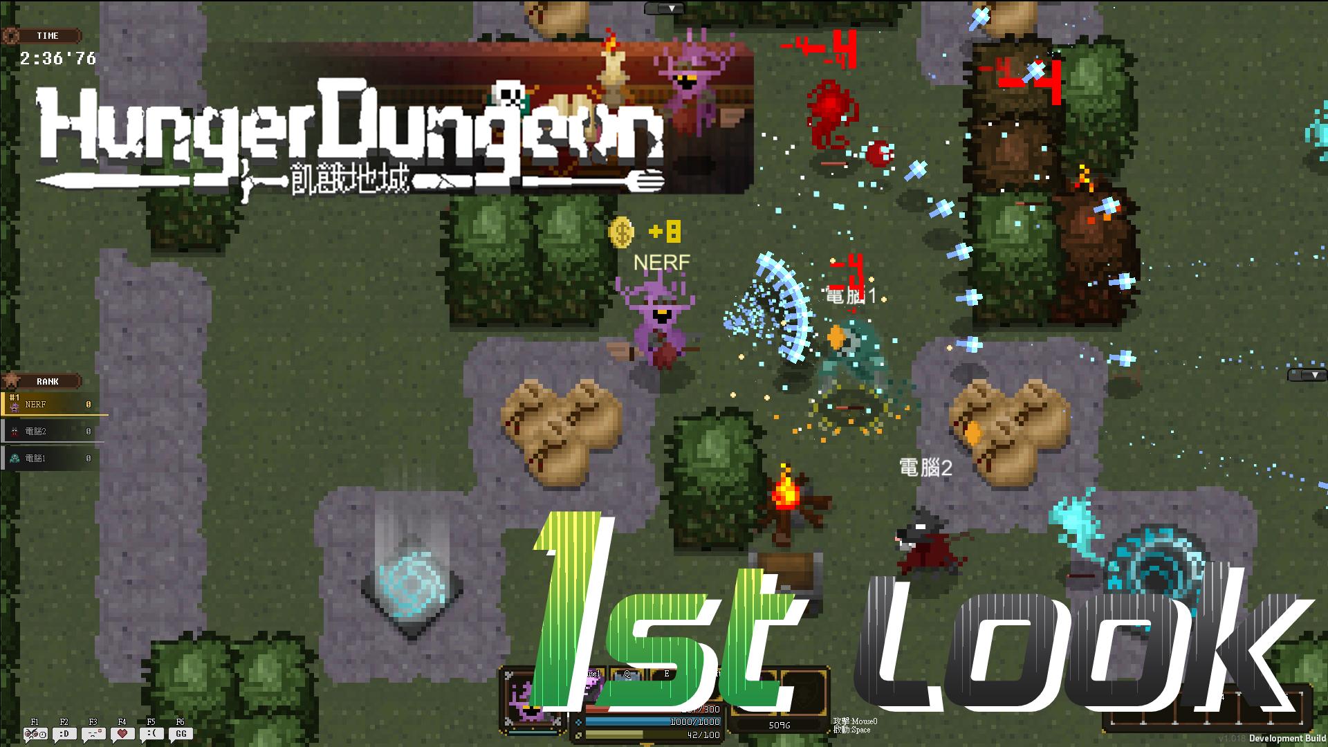 Hunger Dungeon Thumbnail