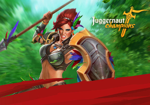 Juggernaut Champions Game Profile Banner