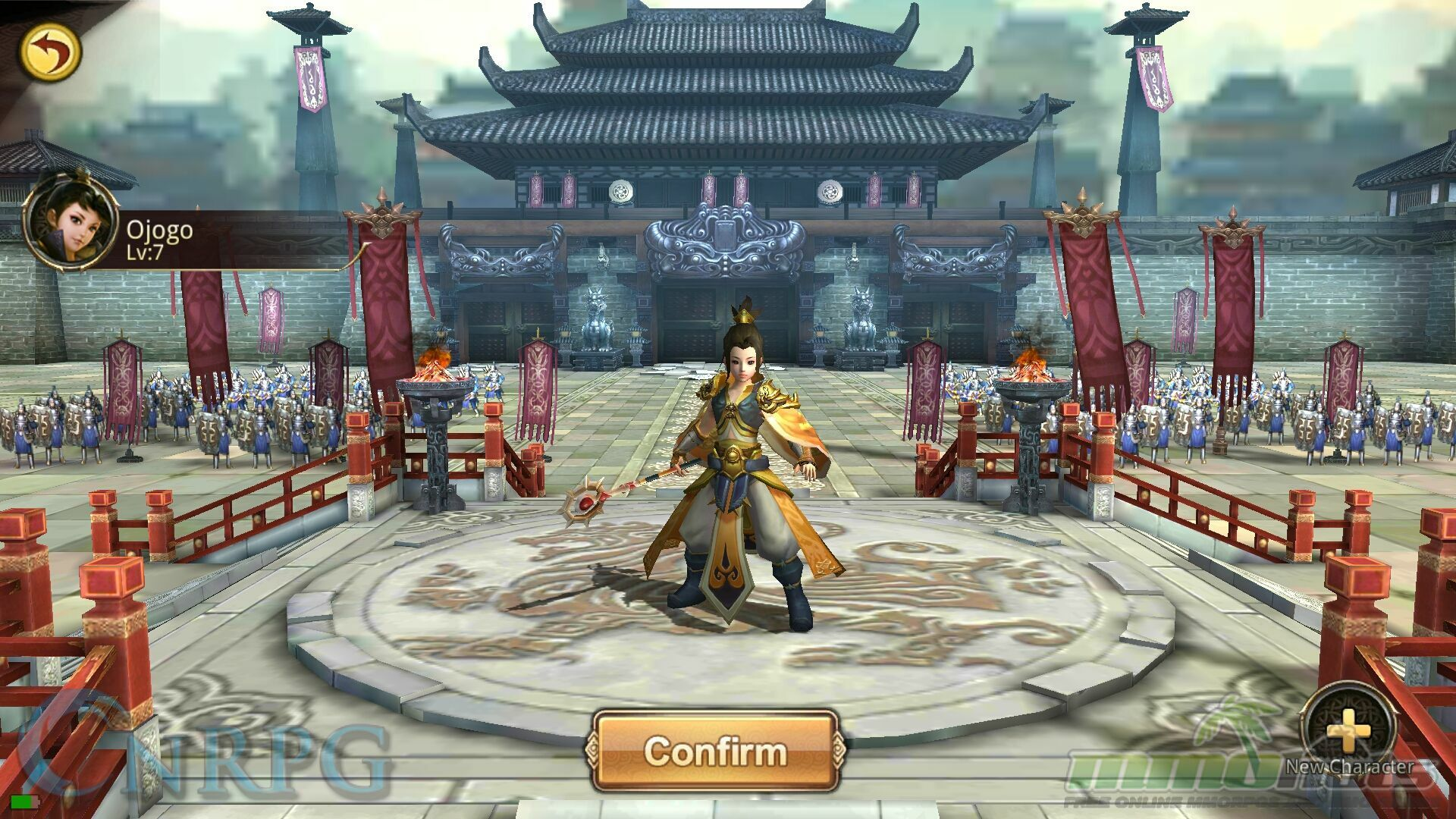 Kingdom Warriors Mobile Review