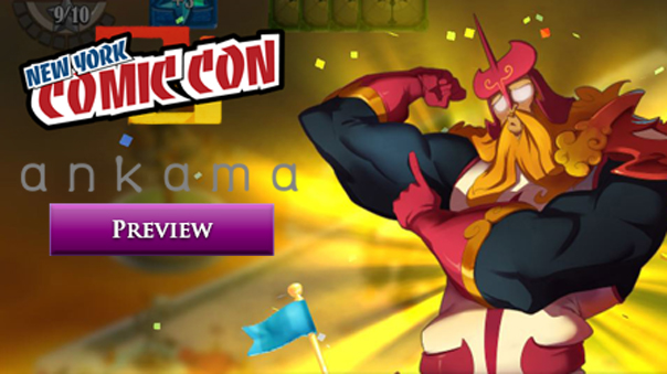 Krosmaga MMOHuts NYCC Feature