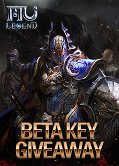 MU Legend Closed Beta Key Giveaway