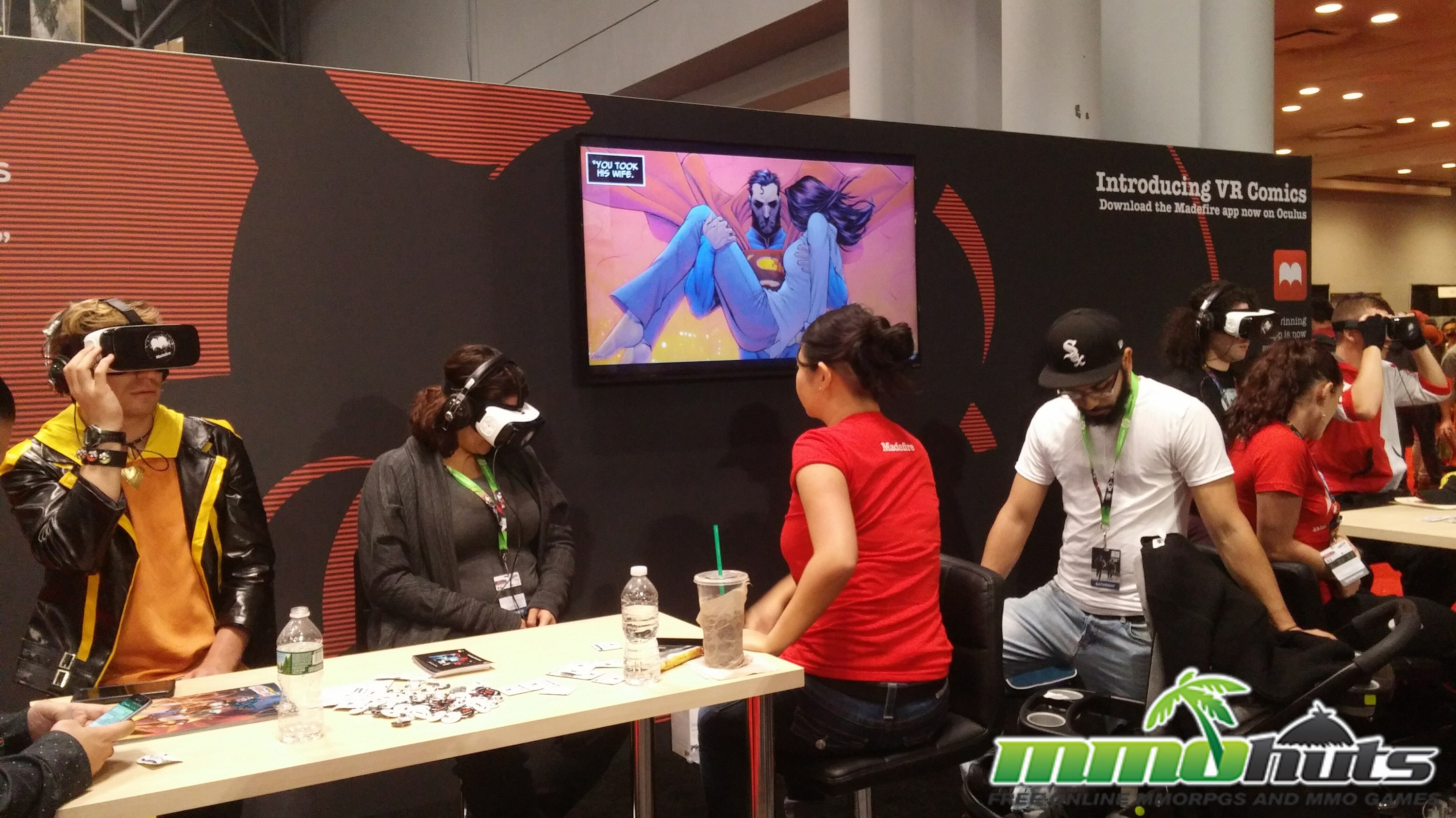 NYCC 2016 Day 3 Recap – Screw Reality, Get Virtual (Part 2)