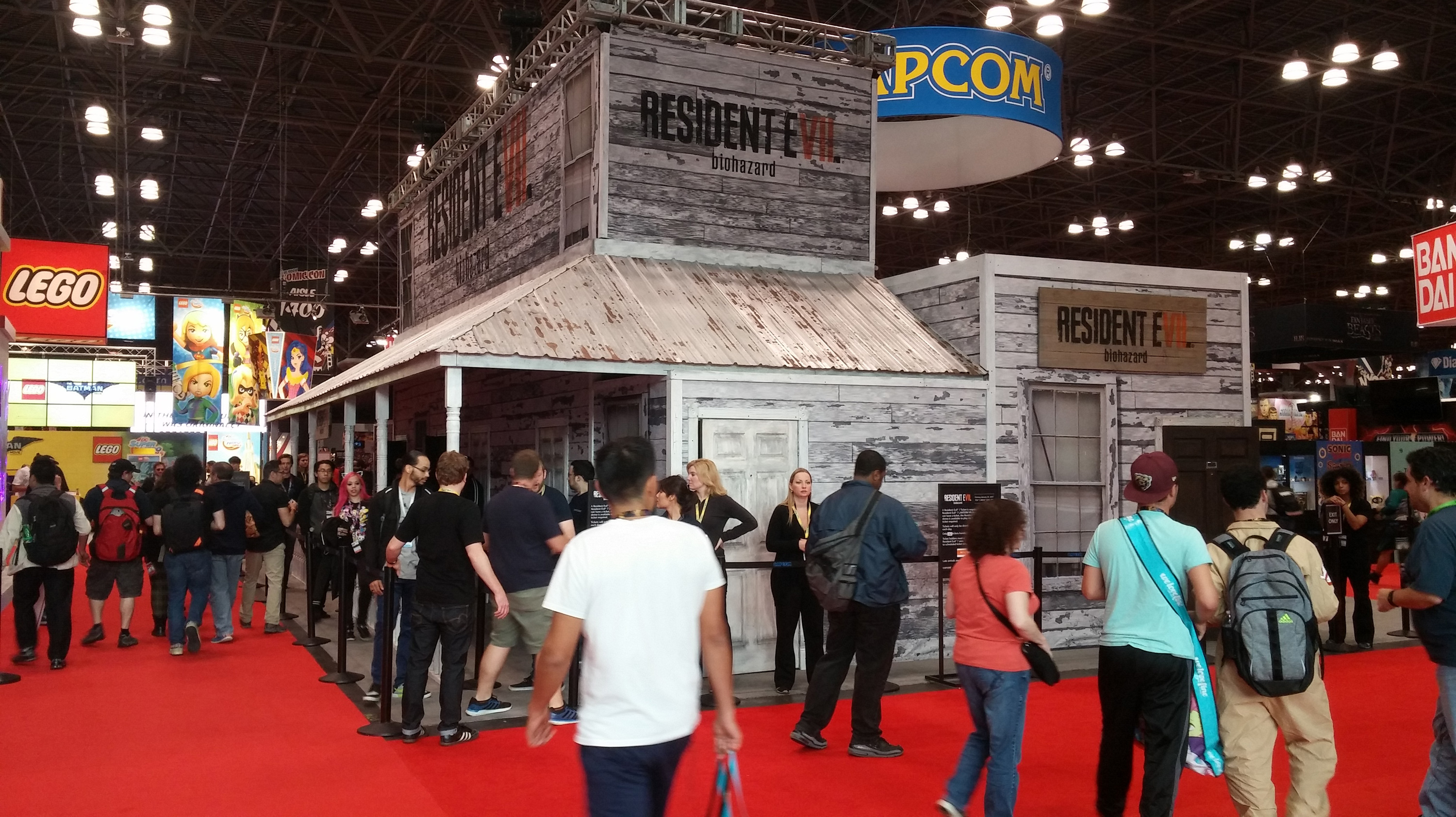 NYCC 2016 Day 3 Recap - The VR Journey Begins