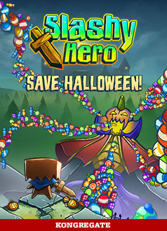 Slashy Hero MMOHuts Homepage