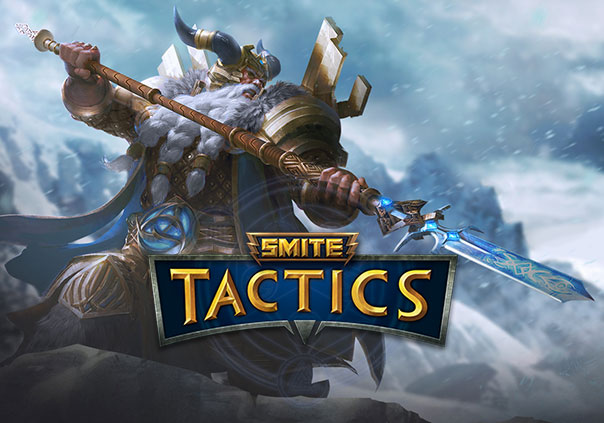 SMITE Tactics Game Profile Banner