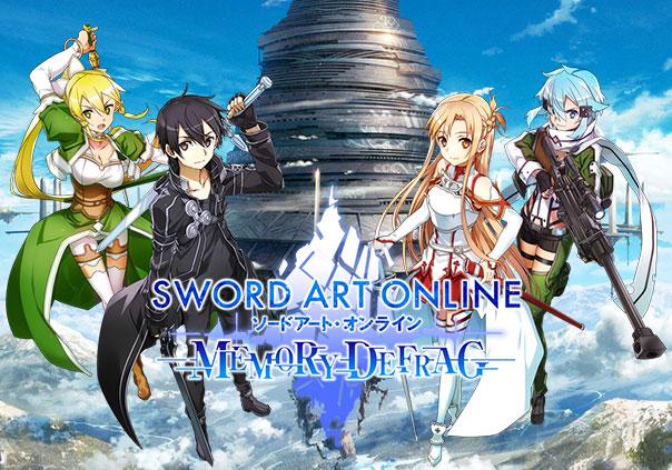 SAO Memory Defrag Game Profile Banner