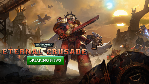 WH40K Eternal Crusade Nov 2016 Interview