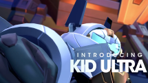 Battleborn: Kid Ultra Skills Overview