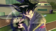 Dragon Ball Xenoverse 2 Goku Black Reveal Trailer