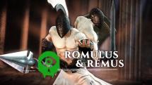 Gods of Rome Romulus & Remus Spotlight