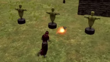 Realm Zero Update: Movement + Spell Casting