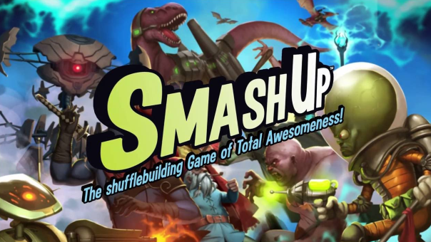 Smash Up Launches on Steam Early Access