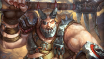 SMITE Warlord Kumbhakarna Skin Preview