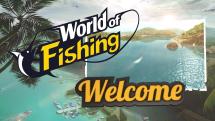 World of Fishing Launch Trailer