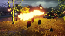 World of Tanks Console Halloween Dev Diary