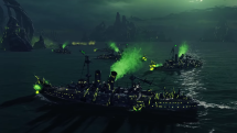 World of Warships Halloween Mode Trailer