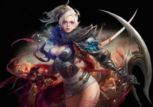 Devilian_Girl-One