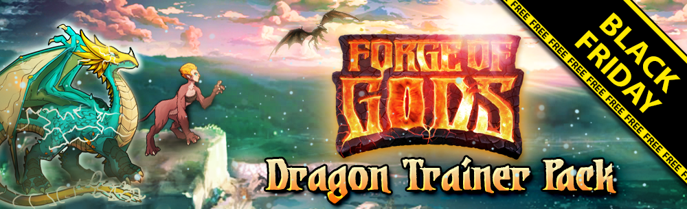 Go to Forge of Gods Dragon Trainer Pack Giveaway