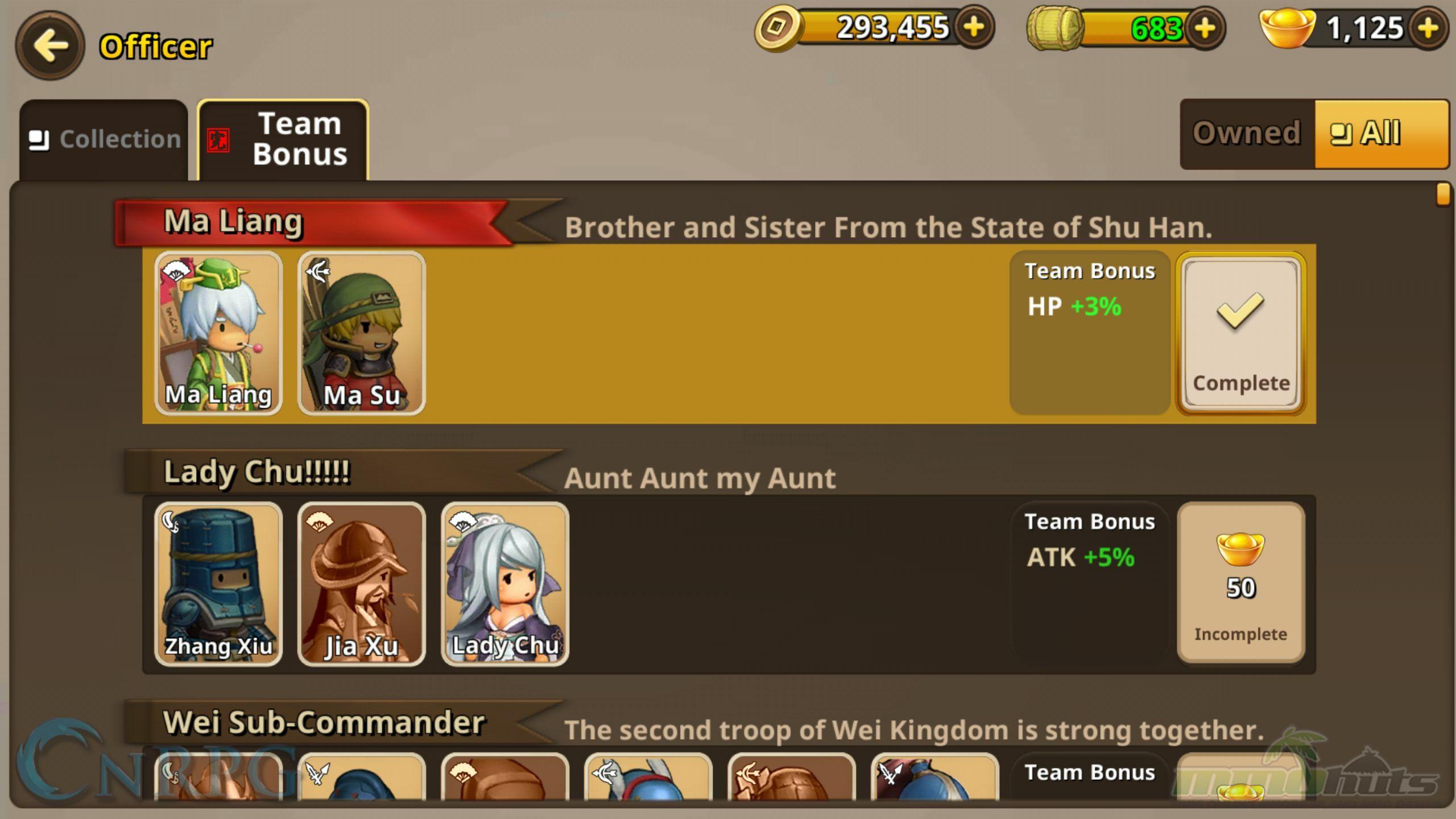 Kingdom Story Brave Legion Mobile Review