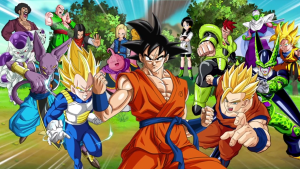 Dragon Ball Z Online Feature Trailer