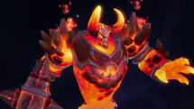 Heroes of the Storm Ragnaros Development Spotlight