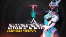 Overwatch Symmetra Redesign (Developer Update)