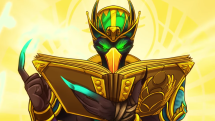SMITE Thoth God Reveal