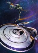 Star Trek Online: Fleets Releases on Console