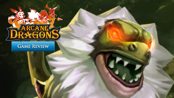 Arcane Dragons Mobile Review