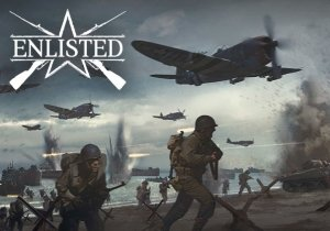 Enlisted Game Profile Banner