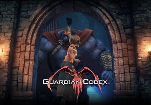 Guardian Codex Game Profile Banner