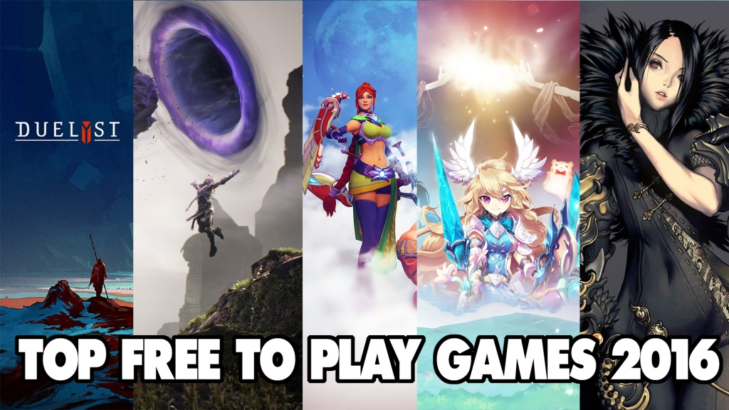 MMOHuts.com Top 13 Free to Play Games 2016!