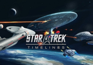 Star Trek Timelines Game Profile Banner