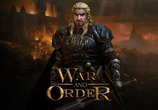 War and Order Game Profile Banner