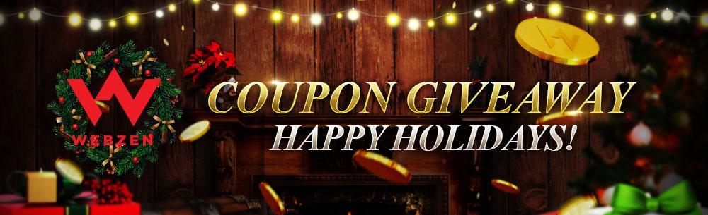 "Go to Webzen ""Happy Holidays"" Giveaway"