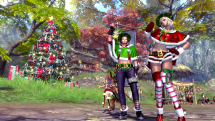 Blade & Soul Winter Festivities Trailer