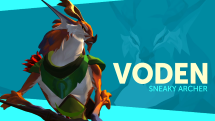Gigantic Voden Hero Spotlight