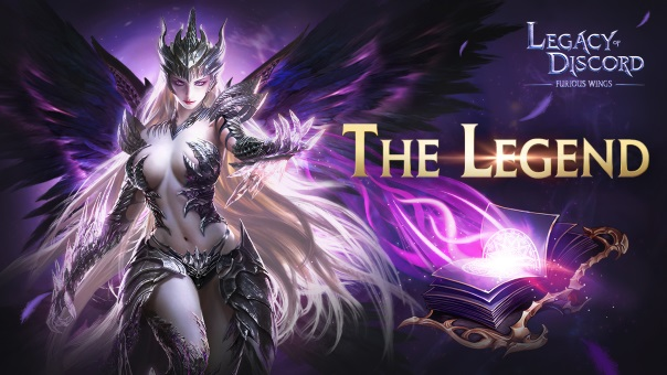 Legacy of Discord: The Legend Unfolds in Latest Update