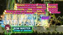MapleStory V Bowman Skills Showcase