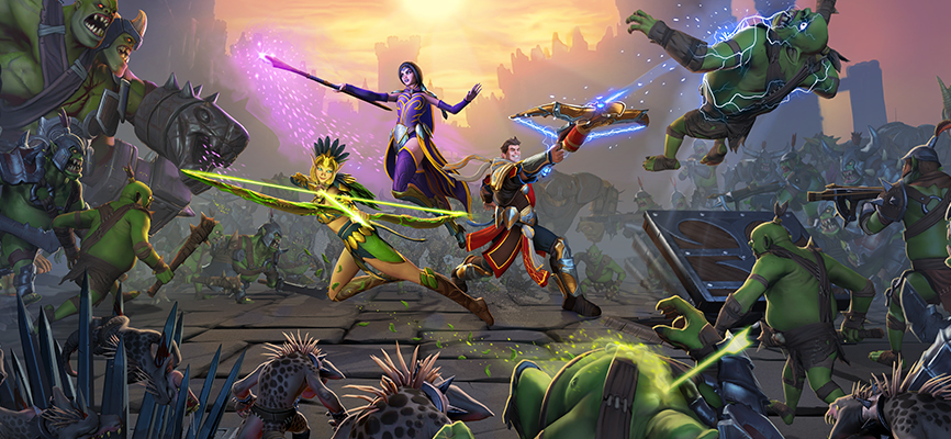 Orcs Must Die! Unchained 1.6 Now Live