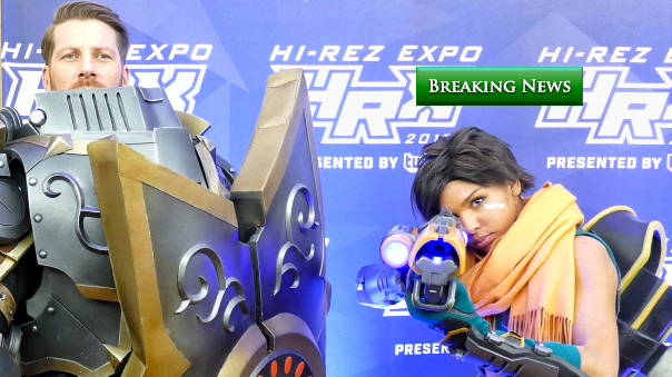 HRX 2017: Final Thoughts + Cosplay Highlights