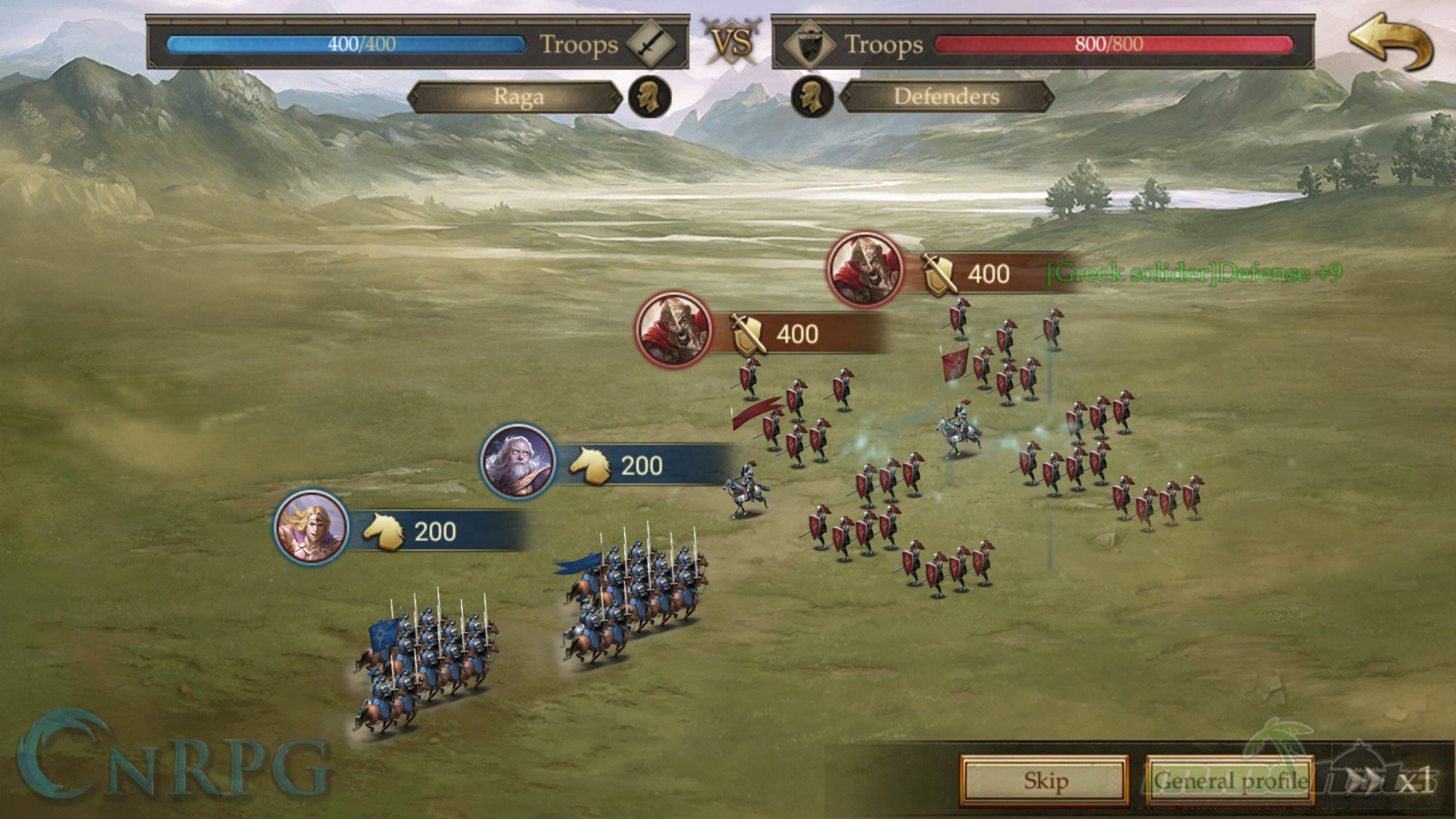Immortal Conquest Mobile Review
