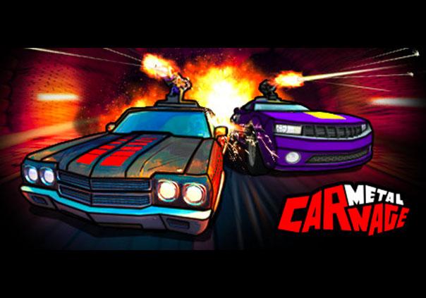 Metal Carnage Game Profile Banner