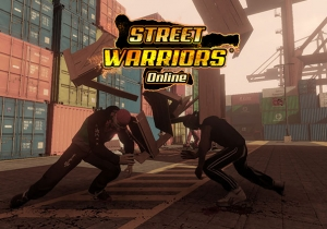 Street Warriors Online Game Profile Banner