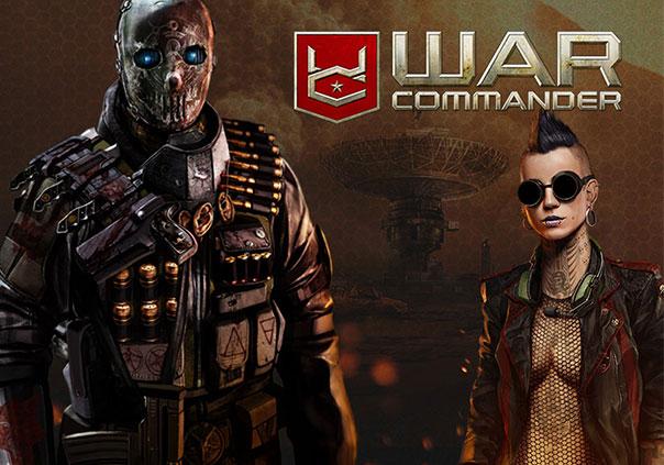 War Commander Game Profile Banner
