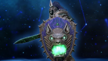 SMITE Spectral Sword Ares Skin Preview
