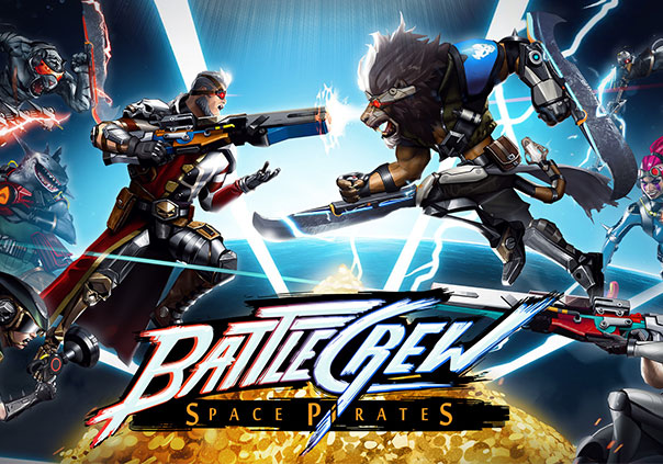 Battlecrew Space Pirates Game Profile Banner